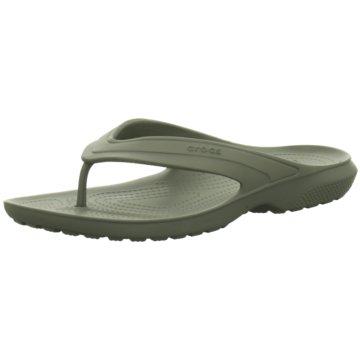 Crocs -  grau