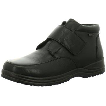 GRÜNWALD Komfort Stiefel schwarz