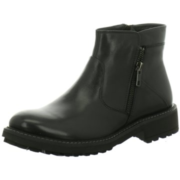 Julia Grey Biker Boot schwarz