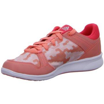 adidas Hallenschuhe coral