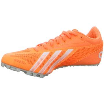 adidas Spikes orange