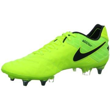 Nike Stollen-Sohle gelb