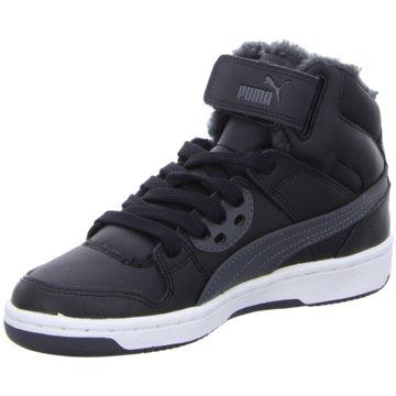 Puma Sneaker High schwarz