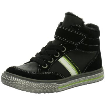 Montega Shoes & Boots Sneaker High schwarz