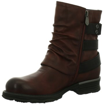 Tom Tailor Biker Boot braun