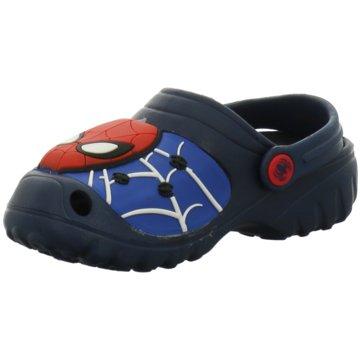 Spider-Man Offene Schuhe blau