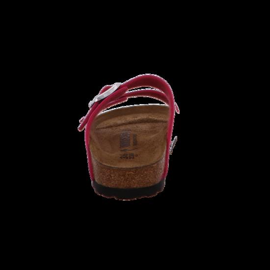 Klassische Birkenstock 1012968 Pantoletten Von Rot wn0P8Ok