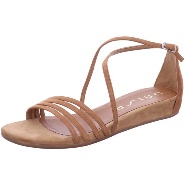 Braun ks natural Sandaletten Unisa Von Alepo 8ONvnm0w