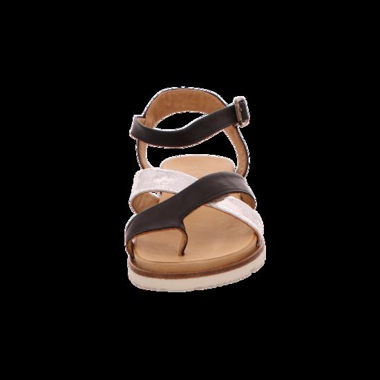 Maca Von 2411 Schwarz bunt Kitzbhel kombiniert Sandaletten fv76ymgIbY