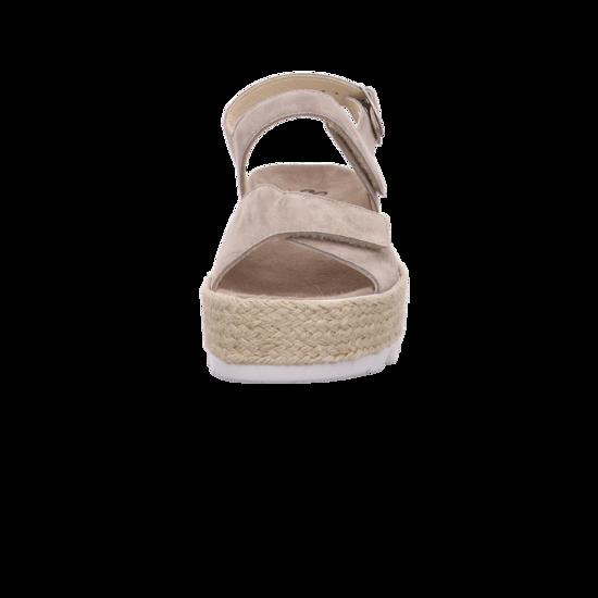 Semler 028 Sandalen Espadrilles Von F2015042 Beige TJcFlK1