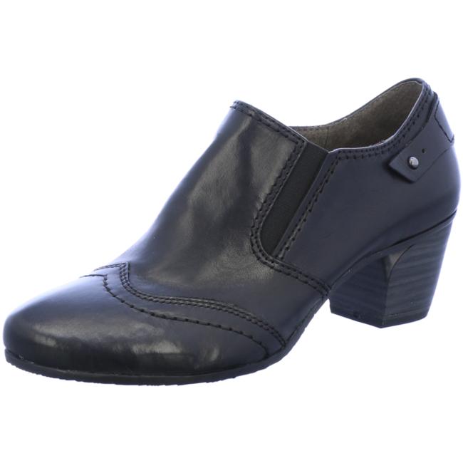 11 24321 24 001 ankle boots von tamaris. Black Bedroom Furniture Sets. Home Design Ideas