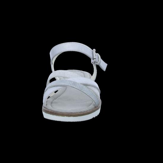 6920907 00017 Silber Von Longo Sandalen Metallic H9WDEI2Y