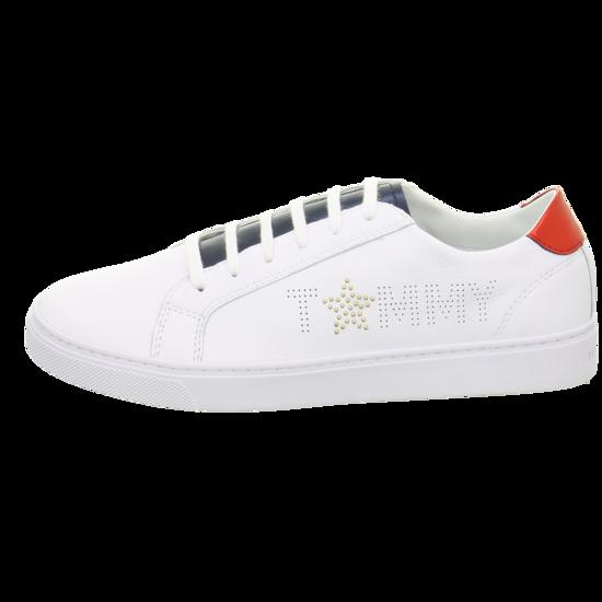 Venus 2349-020 RWB Weiß Sneaker Niedrig Hilfiger von Tommy Hilfiger Niedrig e7081f