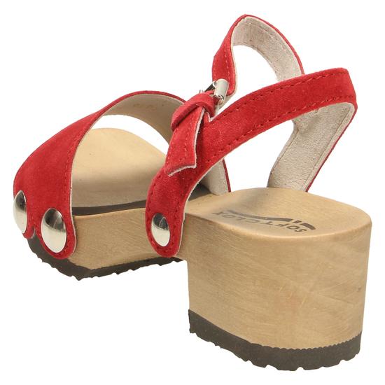 Von Rot Plateau Softclox S3378 Sandaletten 34 ikPTOXuwZ