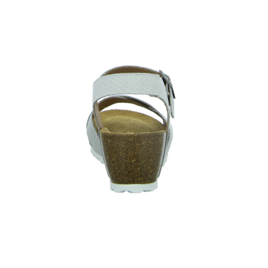 1010491 creme Creme Keilsandaletten Von Gepr Longo tdrChxosQB