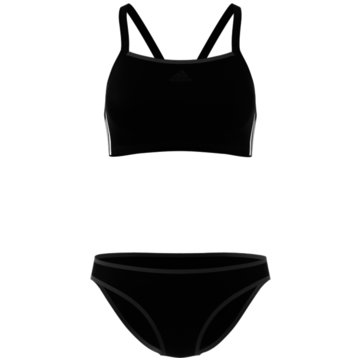 adidas Bikini SetsFIT 2PC 3S - DQ3309 schwarz