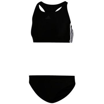adidas Bikini SetsFIT 2PC 3S - DQ3315 schwarz