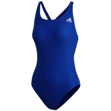 adidas BadeanzügeATHLY V SOLID BADEANZUG - DY5903 blau
