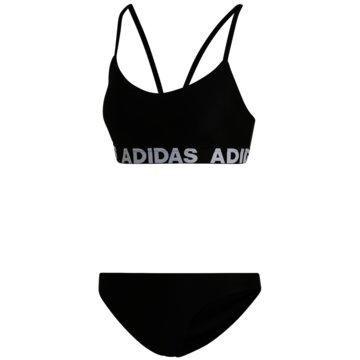 adidas Bikini SetsBW BRANDED BIK - EI6297 schwarz