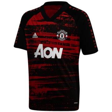 adidas FußballtrikotsMUFC PRESHI Y - FH8550 schwarz