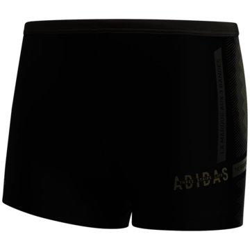 adidas BadeshortsRainbow Boxer-Badehose - FJ4753 schwarz