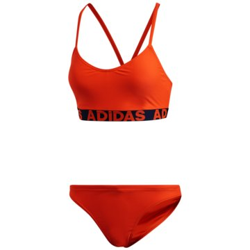 adidas Bikini SetsBEACH BIKINI - FJ5106 rot