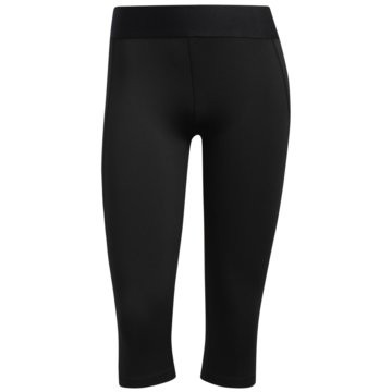 adidas TightsTECHFIT CAPRI TIGHT - FJ7169 schwarz