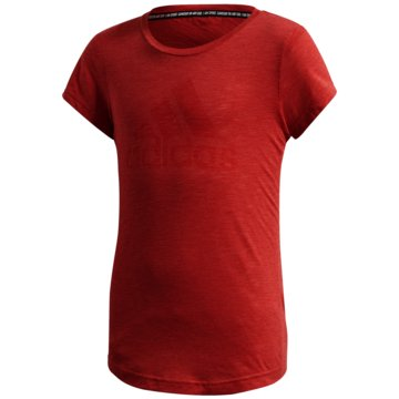 adidas T-ShirtsMUST HAVES T-SHIRT - FL1795 rot