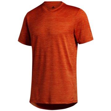 adidas T-Shirts orange