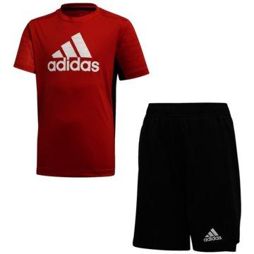adidas JogginganzügeT-Shirt-Set - FM1712 -