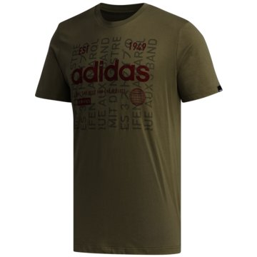 adidas T-ShirtsADI INTERNATIONAL T-SHIRT - FM6285 -