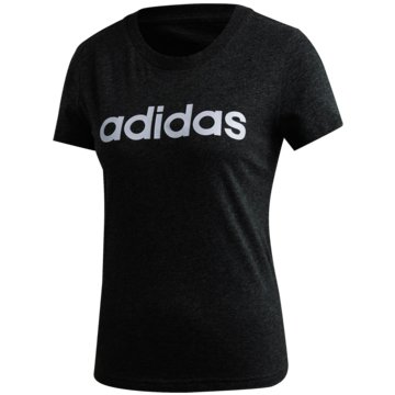 adidas T-ShirtsEssentials Linear Slim Tee Women -
