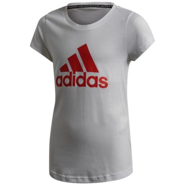 adidas T-ShirtsMUST HAVES BADGE OF SPORT T-SHIRT - FM6509 weiß