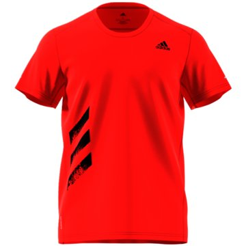 adidas T-ShirtsRUN IT TEE PB - FR8378 rot
