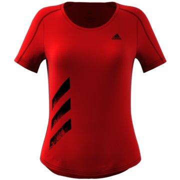 adidas T-ShirtsRUN IT TEE 3S W - FR8387 -