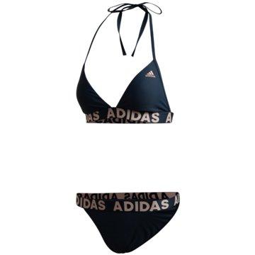 adidas Bikini SetsBEACH BIKINI - FS4606 schwarz