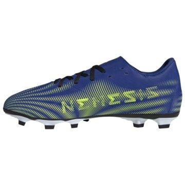 adidas Nocken-SohleNEMEZIZ.4 FXG FUßBALLSCHUH - FW7408 blau