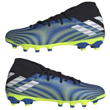 adidas Nocken-SohleNEMEZIZ.3 MG FUßBALLSCHUH - FW7410 blau