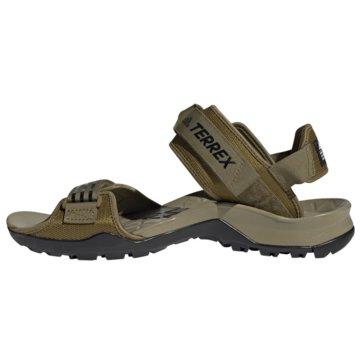adidas Outdoor Schuh4064037189172 - FX4532 grün