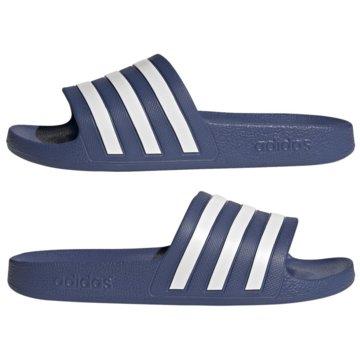 adidas Badelatsche4064039488570 - FY8103 blau