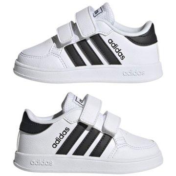 adidas Klettschuh4064036532665 - FZ0090 weiß