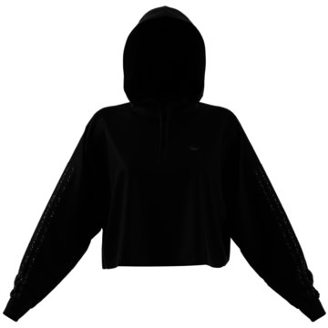 adidas Originals Hoodies schwarz