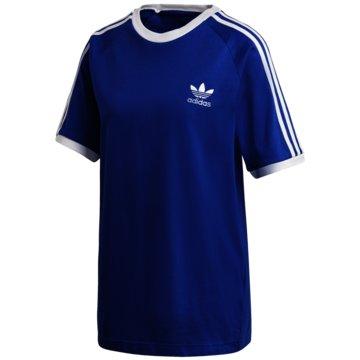 adidas T-Shirts3 STR TEE - GD2442 blau