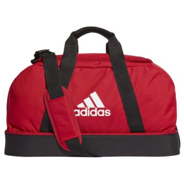 adidas SporttaschenTIRO PRIMEGREEN BOTTOM COMPARTMENT DUFFELBAG S - GH7258 rot