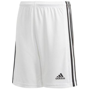 adidas FußballshortsSQUADRA 21 SHORTS - GN5766 weiß