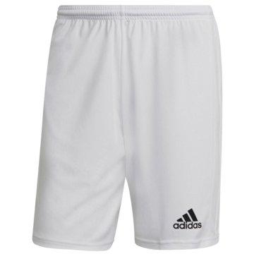 adidas FußballshortsSQUADRA 21 SHORTS - GN5774 weiß
