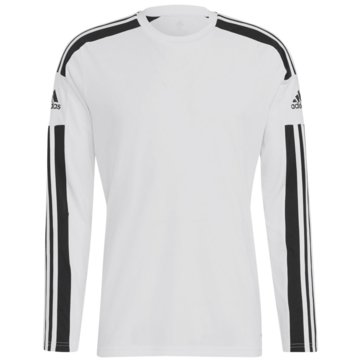 adidas FußballtrikotsSQUADRA 21 LONGSLEEVE - GN5793 weiß