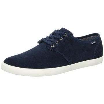 Clarks Sneaker LowTorbay Lace blau