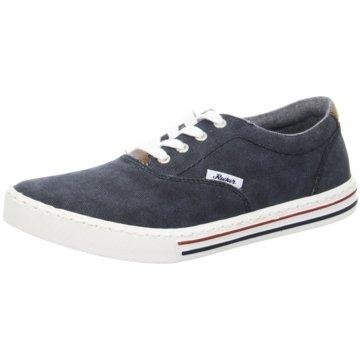 Rieker Sneaker Low1951014 blau
