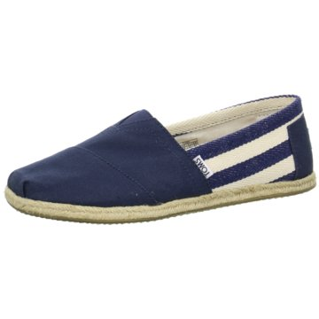 TOMS Urban Summer blau